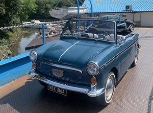 1963 Autobianchi Bianchina Cabriolet