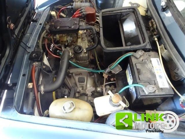 1982 Autobianchi A112 1050 Abarth ANNO 82 For Sale (picture 3 of 6)