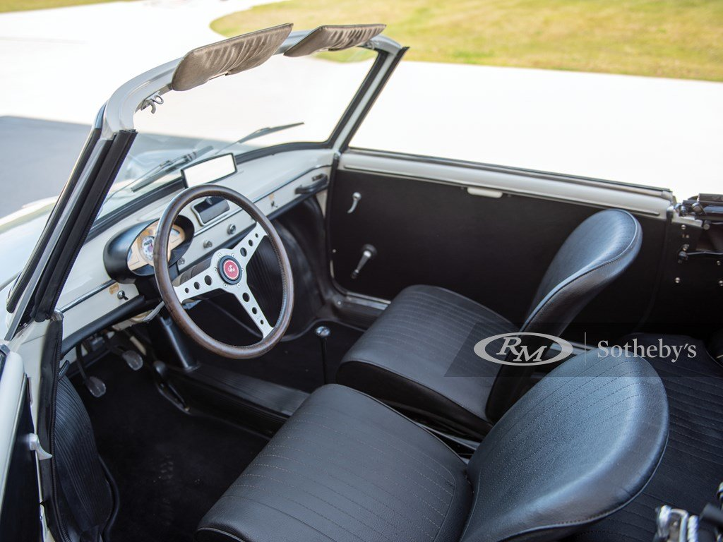 1961 Autobianchi Bianchina Special Cabriolet  For Sale by Auction (picture 4 of 6)