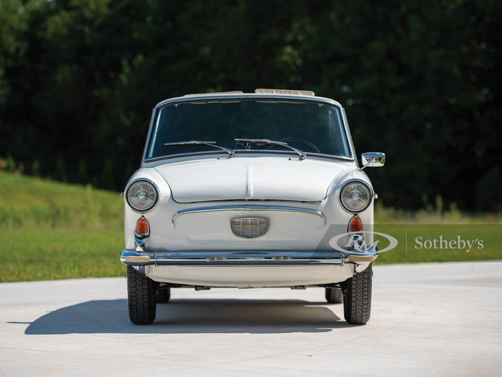 1961 Autobianchi Bianchina Special Cabriolet  For Sale by Auction (picture 5 of 6)