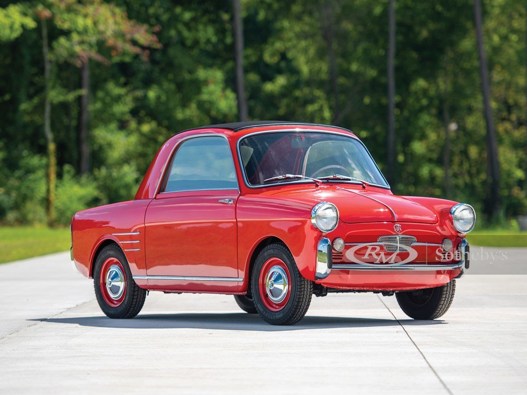 1959 Autobianchi Bianchina Trasformable  For Sale by Auction (picture 1 of 6)