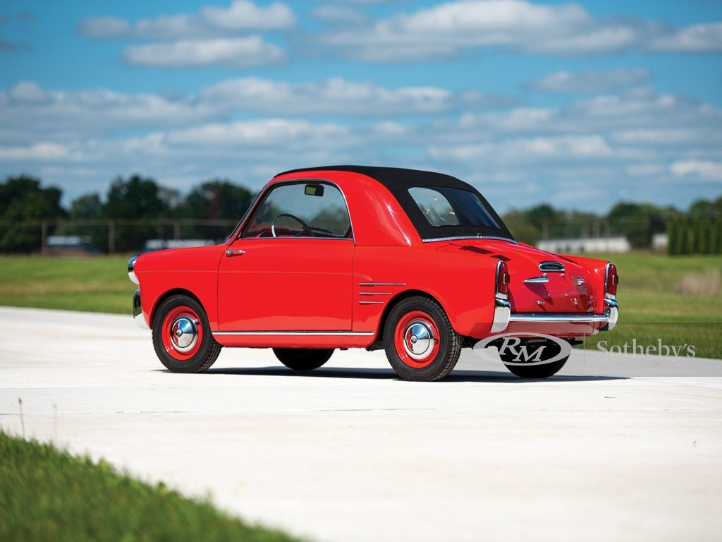 1959 Autobianchi Bianchina Trasformable  For Sale by Auction (picture 2 of 6)