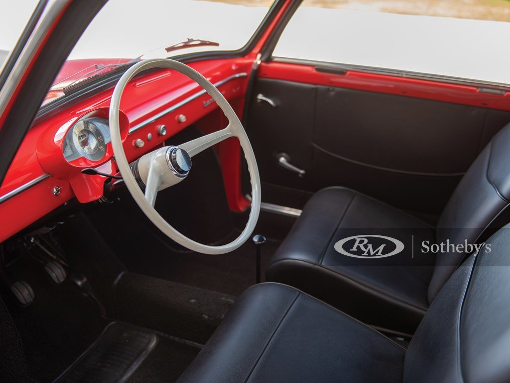 1959 Autobianchi Bianchina Trasformable  For Sale by Auction (picture 4 of 6)