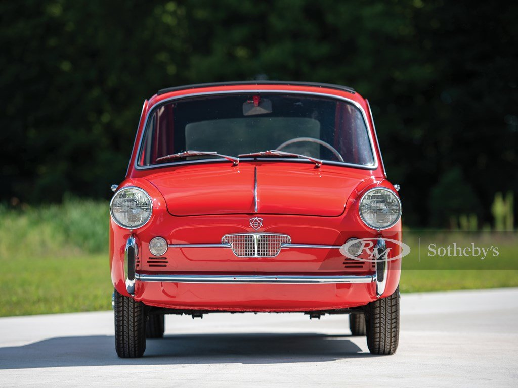 1959 Autobianchi Bianchina Trasformable  For Sale by Auction (picture 5 of 6)