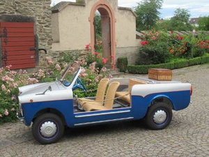 Autobianchi Bianchina Jolly model 1969