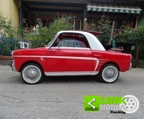 1962 Autobianchi Bianchina trasformabile For Sale (picture 4 of 6)