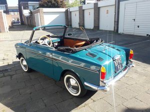 Picture of Autobianchi bianchina cabriolet EDEN ROC 1968     21500 euro SOLD