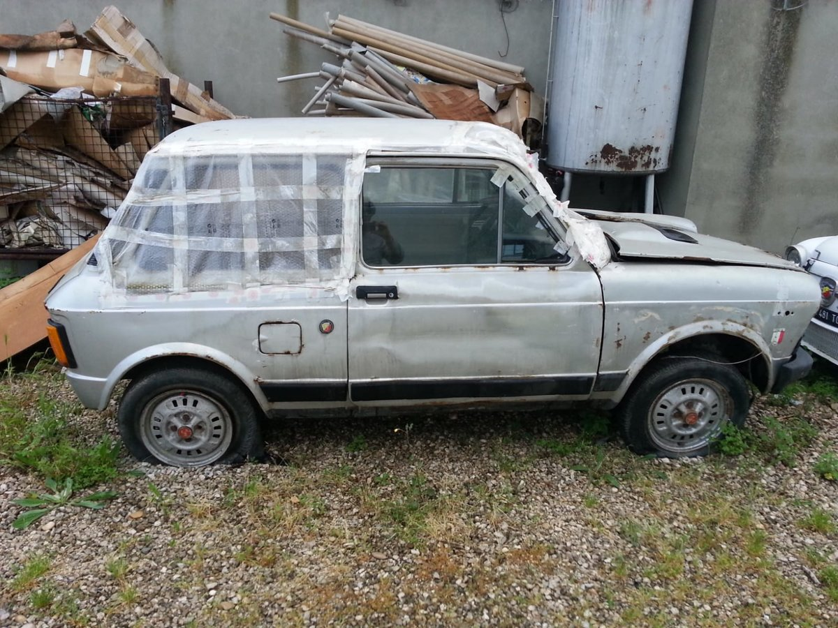 1984 Autobianchi A112 Abarth 70 HP For Sale (picture 2 of 6)