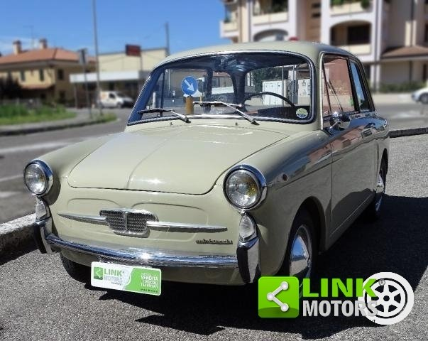 1969 AUTOBIANCHI - BIANCHINA BERLINA 4 POSTI LUSSO For Sale (picture 1 of 6)