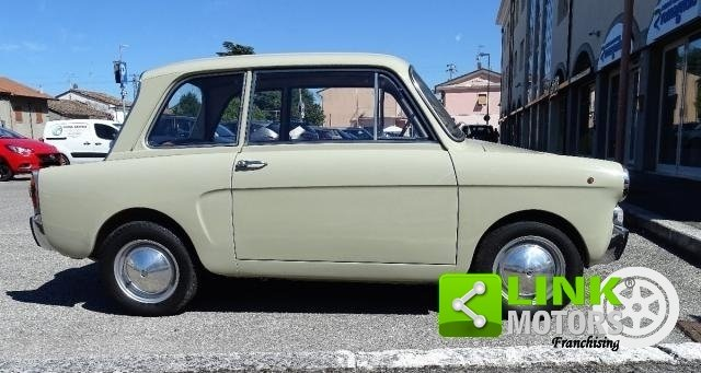 1969 AUTOBIANCHI - BIANCHINA BERLINA 4 POSTI LUSSO For Sale (picture 3 of 6)