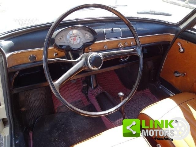 1969 AUTOBIANCHI - BIANCHINA BERLINA 4 POSTI LUSSO For Sale (picture 4 of 6)