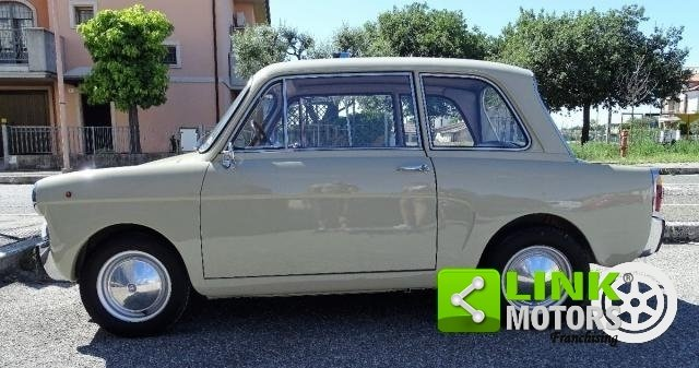 1969 AUTOBIANCHI - BIANCHINA BERLINA 4 POSTI LUSSO For Sale (picture 5 of 6)