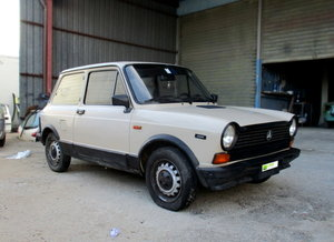 Picture of AUTOBIANCHI A112 903 JUNIOR (1980) ONLY ONE OWNER