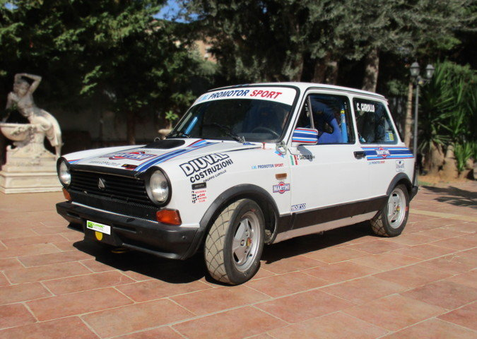 AUTOBIANCHI A112 ABARTH 70HP GR. N (1981) ROAD USE For Sale (picture 1 of 6)