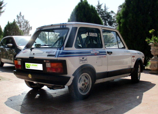 AUTOBIANCHI A112 ABARTH 70HP GR. N (1981) ROAD USE For Sale (picture 2 of 6)