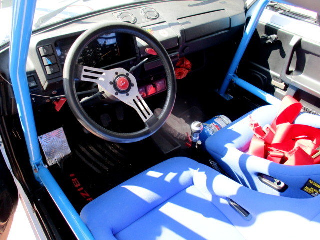 AUTOBIANCHI A112 ABARTH 70HP GR. N (1981) ROAD USE For Sale (picture 3 of 6)