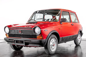 Picture of  AUTOBIANCHI A 112 ABARTH - 1981