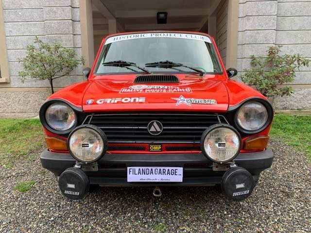AUTOBIANCHI A 112 ABARTH 1978 FOR SALE For Sale (picture 1 of 6)