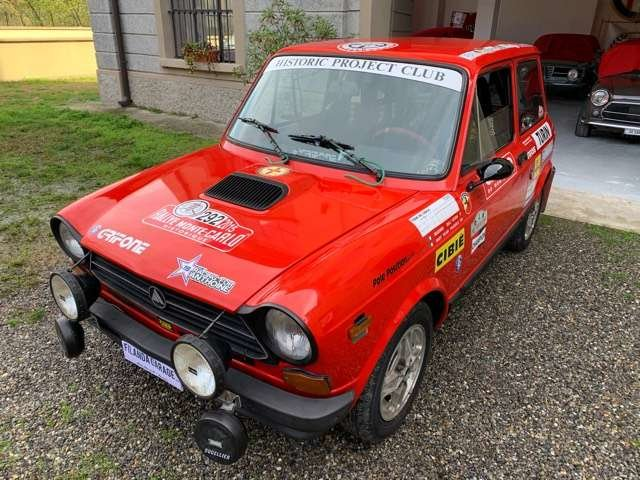 AUTOBIANCHI A 112 ABARTH 1978 FOR SALE For Sale (picture 2 of 6)