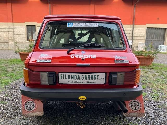 AUTOBIANCHI A 112 ABARTH 1978 FOR SALE For Sale (picture 3 of 6)