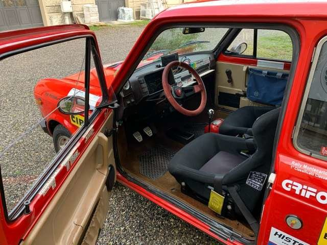 AUTOBIANCHI A 112 ABARTH 1978 FOR SALE For Sale (picture 4 of 6)