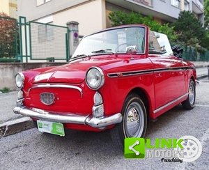 Picture of 1961 AUTOBIANCHI BIANCHINA CABRIOLET For Sale