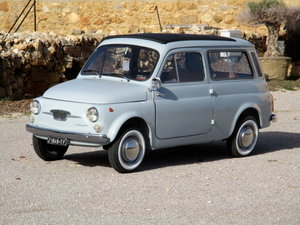 Picture of AUTOBIANCHI 500 GIARDINIERA (1968) TOTAL RESTORATION 12/2020 For Sale