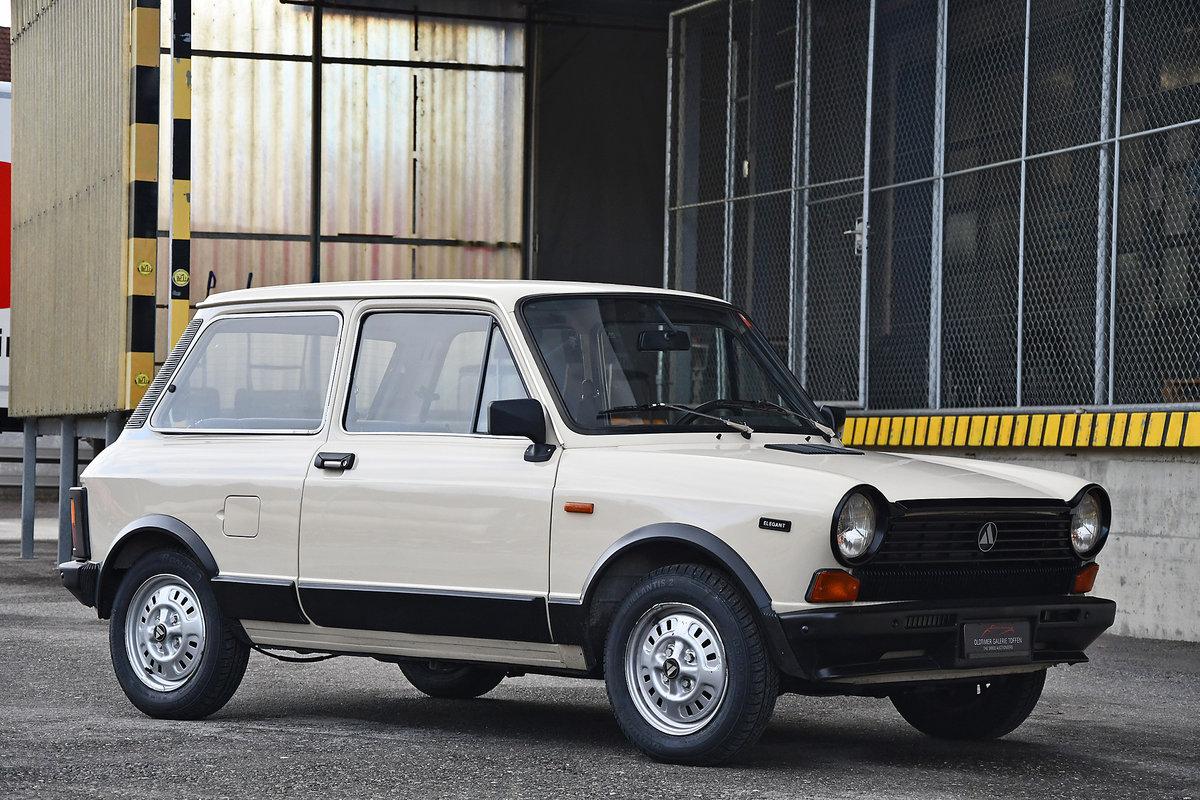 1980 Autobianchi A112 Elegant For Sale (picture 1 of 10)