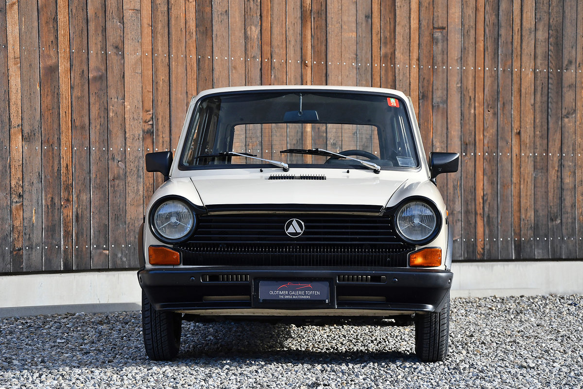 1980 Autobianchi A112 Elegant For Sale (picture 3 of 10)