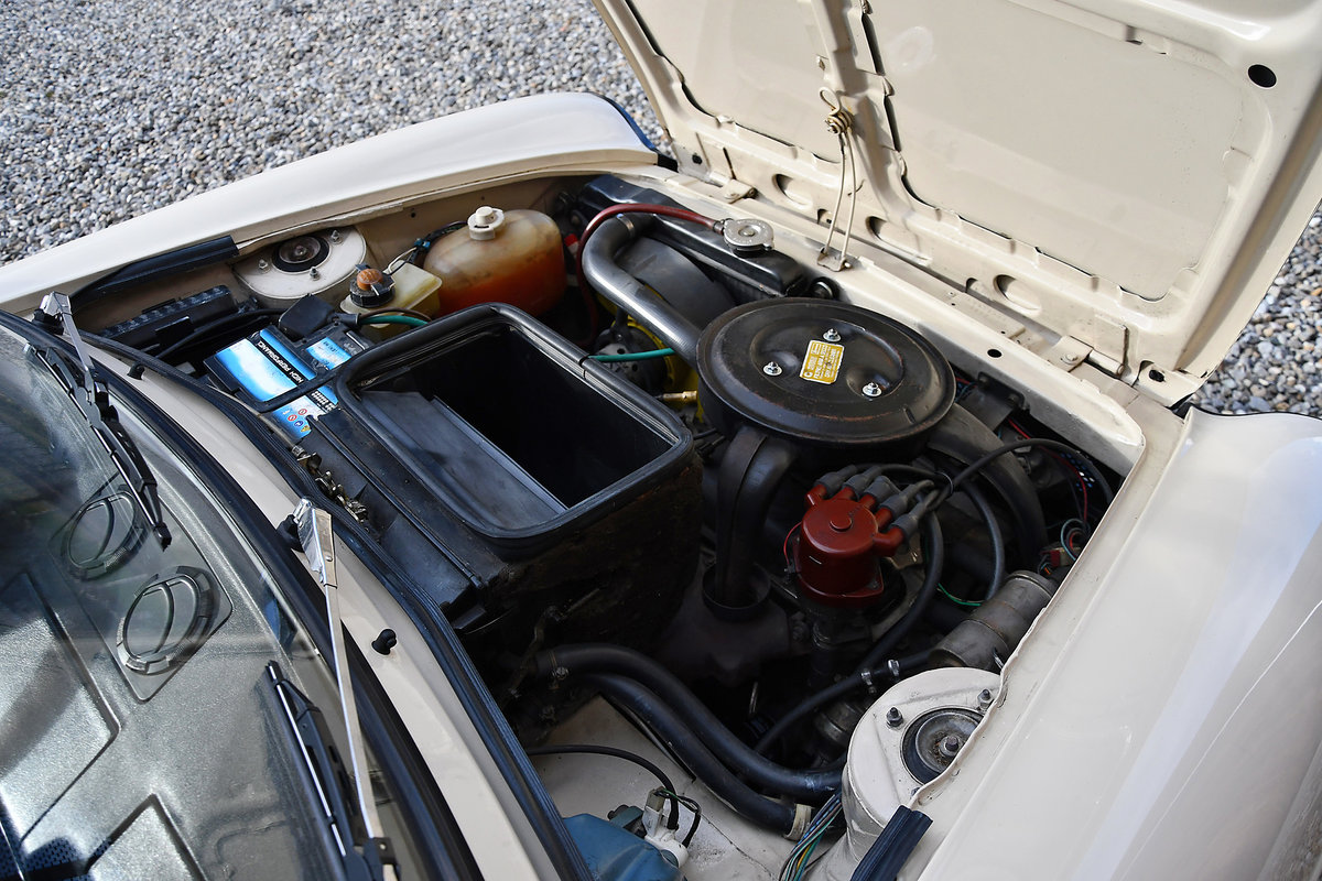 1980 Autobianchi A112 Elegant For Sale (picture 4 of 10)