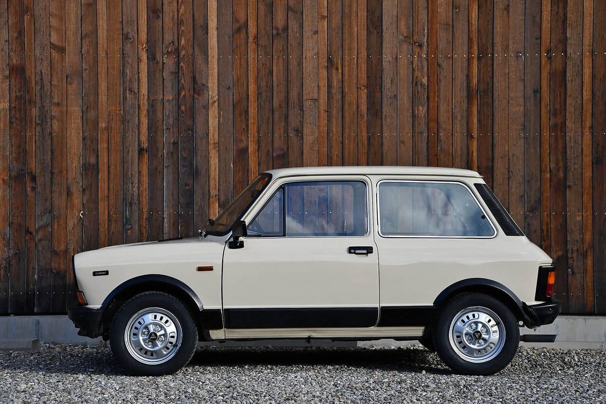 1980 Autobianchi A112 Elegant For Sale (picture 6 of 10)