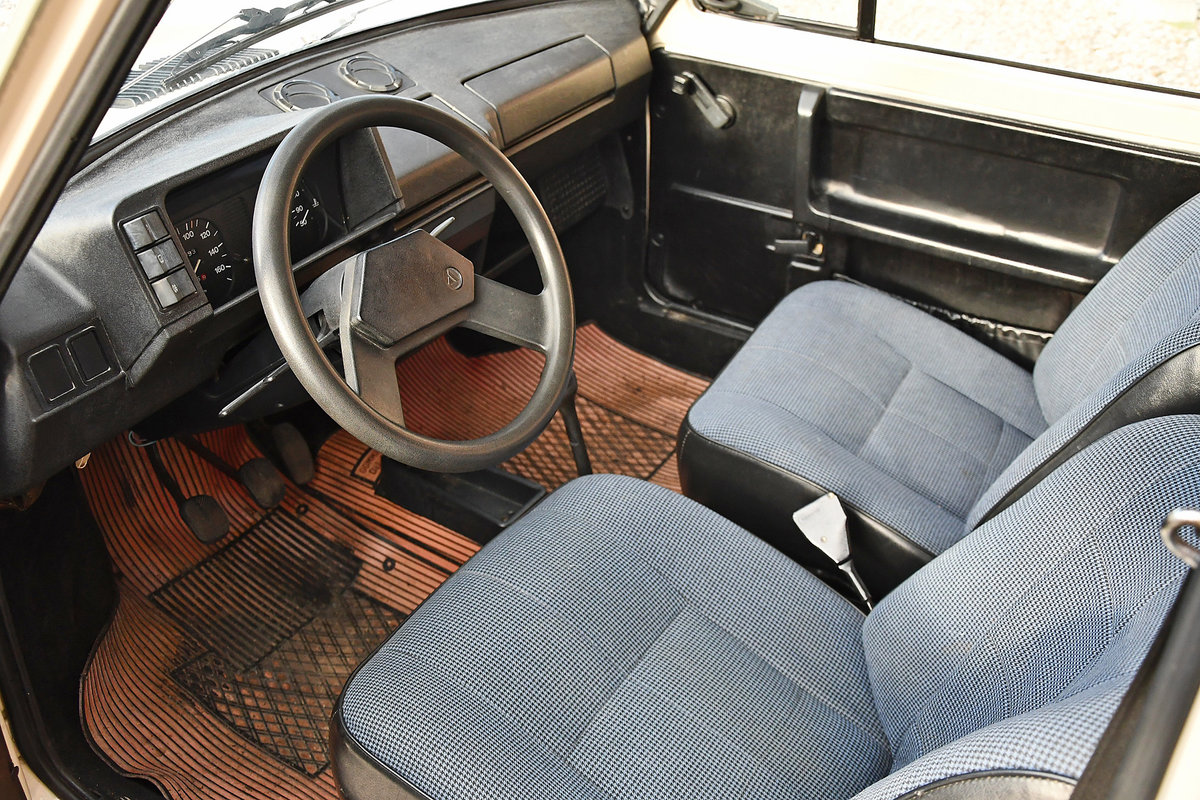 1980 Autobianchi A112 Elegant For Sale (picture 7 of 10)