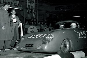 1954 Autobleu 750 Mille Miles - 3 times original MM participant For Sale