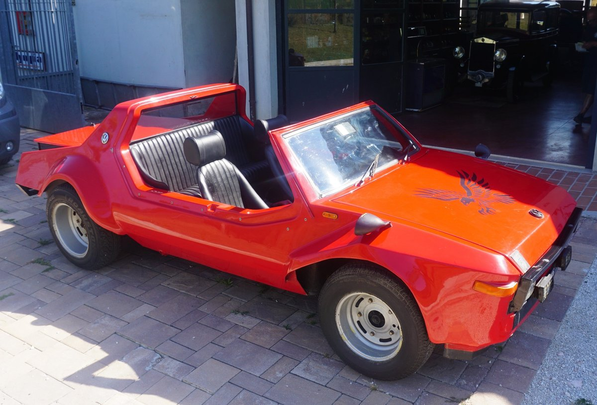 1980 Zodiaco Damaca with injected Porsche 914 engine For Sale (picture 1 of 6)