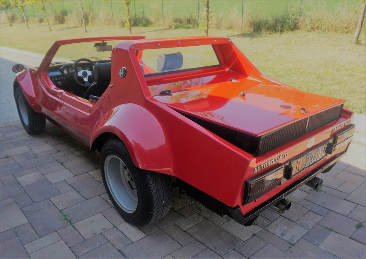 1980 Zodiaco Damaca with injected Porsche 914 engine For Sale (picture 2 of 6)
