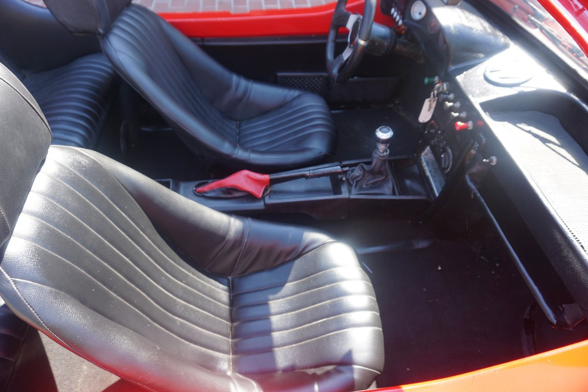 1980 Zodiaco Damaca with injected Porsche 914 engine For Sale (picture 4 of 6)