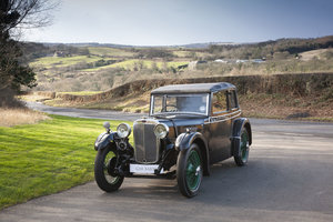 1932 Standard 9 Avon Coupe  For Sale