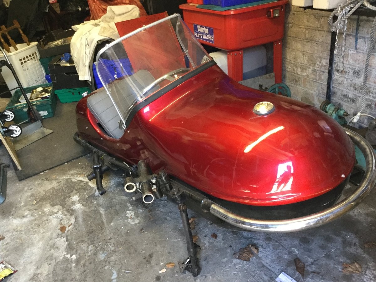 1990 Side car For Sale (picture 1 of 6)