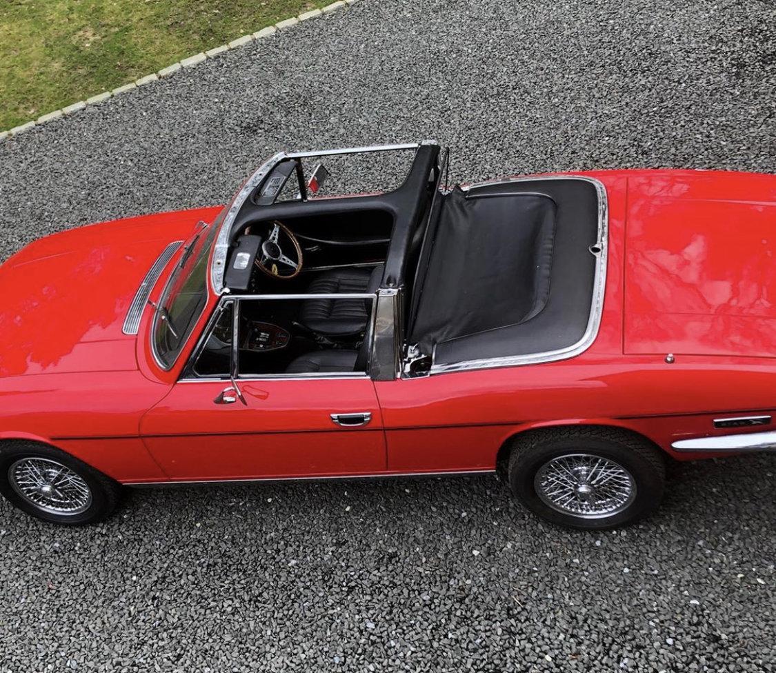 1972 Triumph Stag Mark1 V8 For Sale