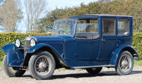 Picture of 1924 Ballot 2LT Open Tourer For Sale