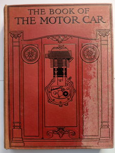 Early 1920's The Book of the Motor Car