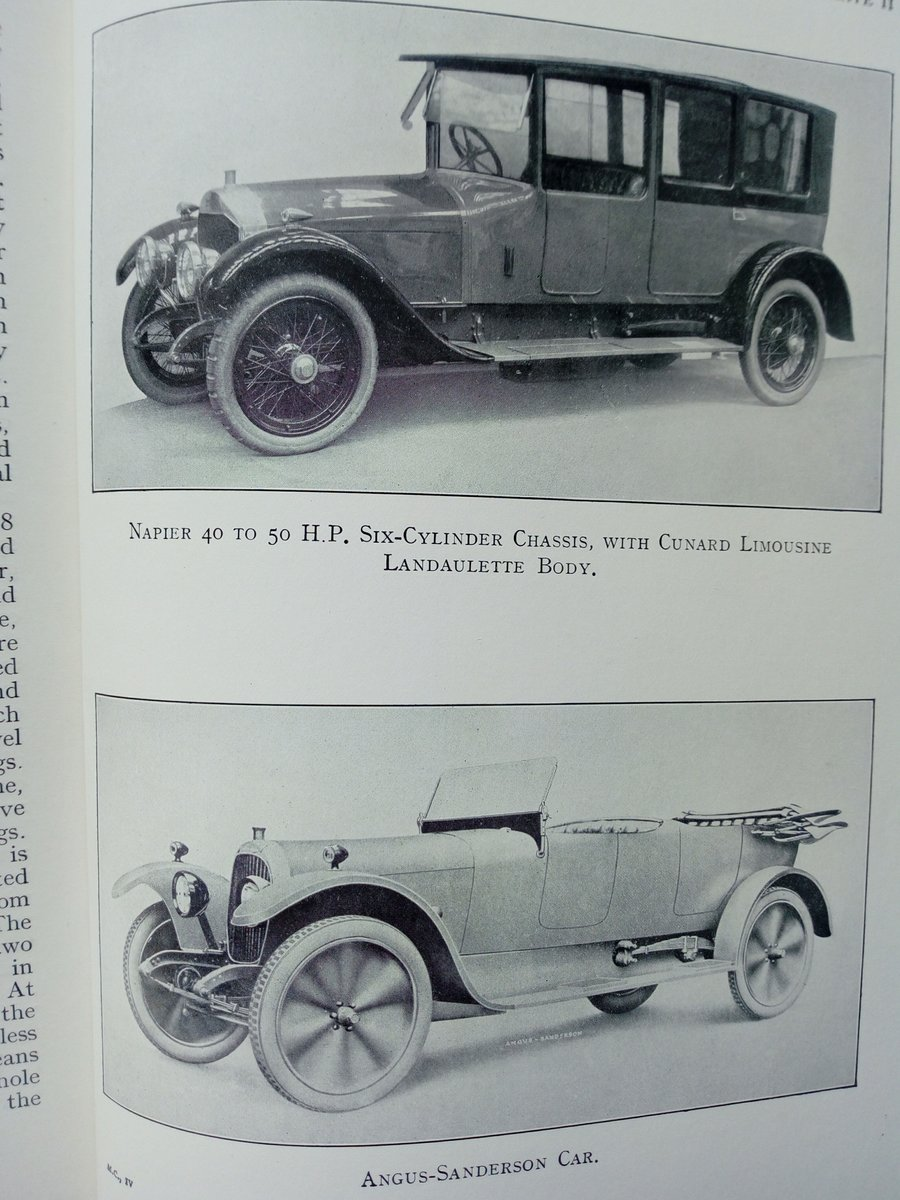 Early 1920's The Book of the Motor Car For Sale (picture 5 of 6)