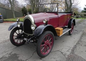 Picture of 1922 Bean 11.9hp Tourer For Sale by Auction