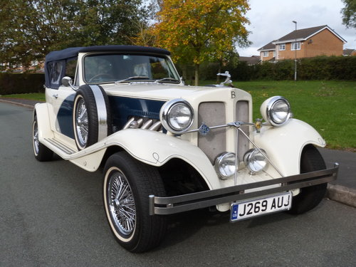 2005 Beauford Convertible 2 door for sale For Sale (picture 1 of 6)