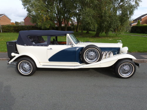 2005 Beauford Convertible 2 door for sale For Sale (picture 3 of 6)