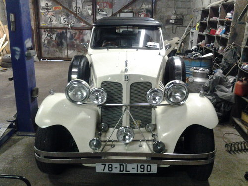 beauford tourer 1978 SOLD (picture 1 of 6)