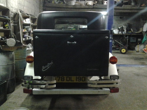 beauford tourer 1978 For Sale (picture 2 of 6)