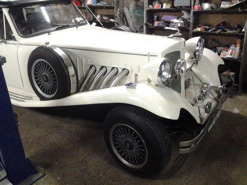 beauford tourer 1978 SOLD (picture 4 of 6)