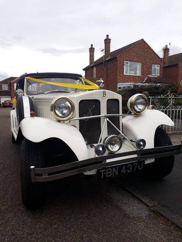 1971 Beauford excellent condition For Sale (picture 2 of 6)