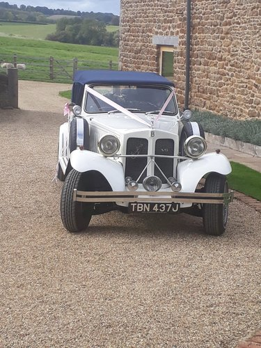1971 Beauford excellent condition For Sale (picture 6 of 6)